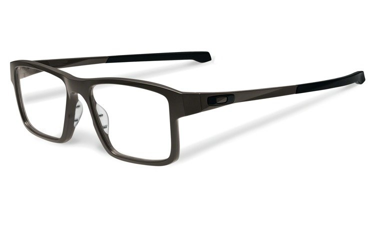 oakley optical frame chamfer 20 satin brownstone ox8040 04