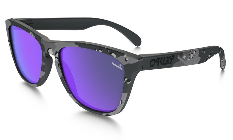 oakley sunglasses camo  Oakley Sunglasses FROGSKINS Infinite Hero - Carbon Camo/Violet ...
