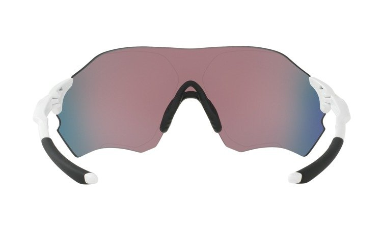 crosshoakley frogskins rootbeer ulu3  Oakley Sunglasses EVZERO RANGE Matte White/Prizm Road OO9327-10