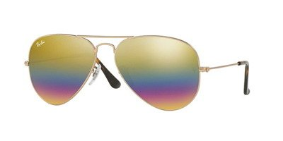 Ray-Ban Okulary AVIATOR RB3025 - 9020C4