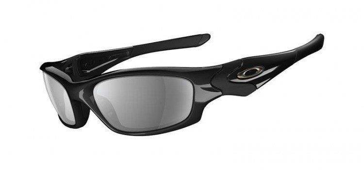 Oakley Okulary STRAIGHT JACKET Polished Black/Black Iridium 04-325