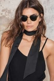 Ray Ban Clubround On Face