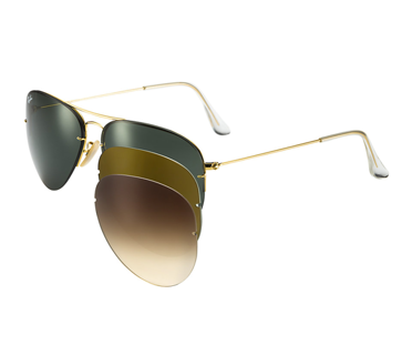 ... germany ray ban rb3460 flip out 001 d6ed3 43907 ... 351cd21185