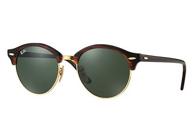 Ray-Ban Okulary CLUBROUND RB4246 - 990