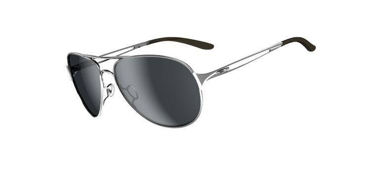 Oakley Okulary CAVEAT Polished Chrome/Grey OO4054-02