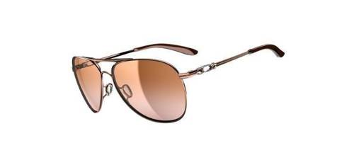 Oakley Sunglasses  DAISY CHAIN Rose Gold/VR50 Brown Gradient OO4062-01