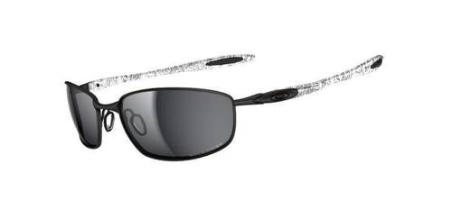 Oakley Okulary BLENDER Dark/Black History Text/OO Black Iridium Polarized OO4059-06