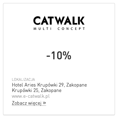 Catwalk - partner Optique Club