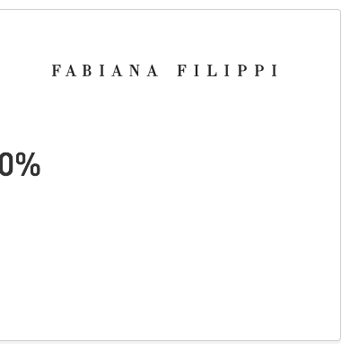 Fabiana Filippi - partner Optique Club