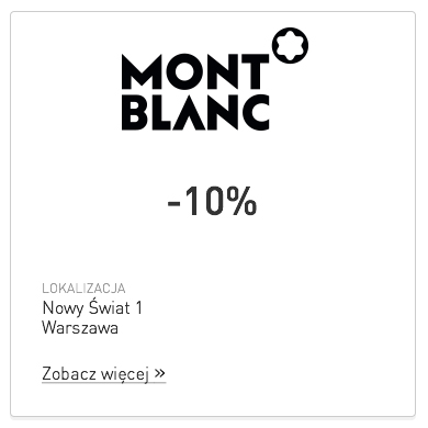 Mont Blanc - partner Optique Club