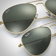 sunglasses better than ray ban  Ray Ban Aviator Small Vs Large - Ficts