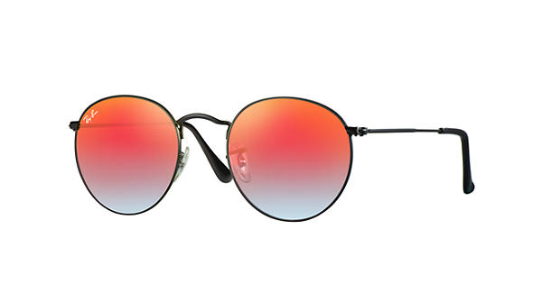 53a3817eb Ray-Ban Sunglasses ROUND METAL RB3447 - 002/4W | Optique.pl