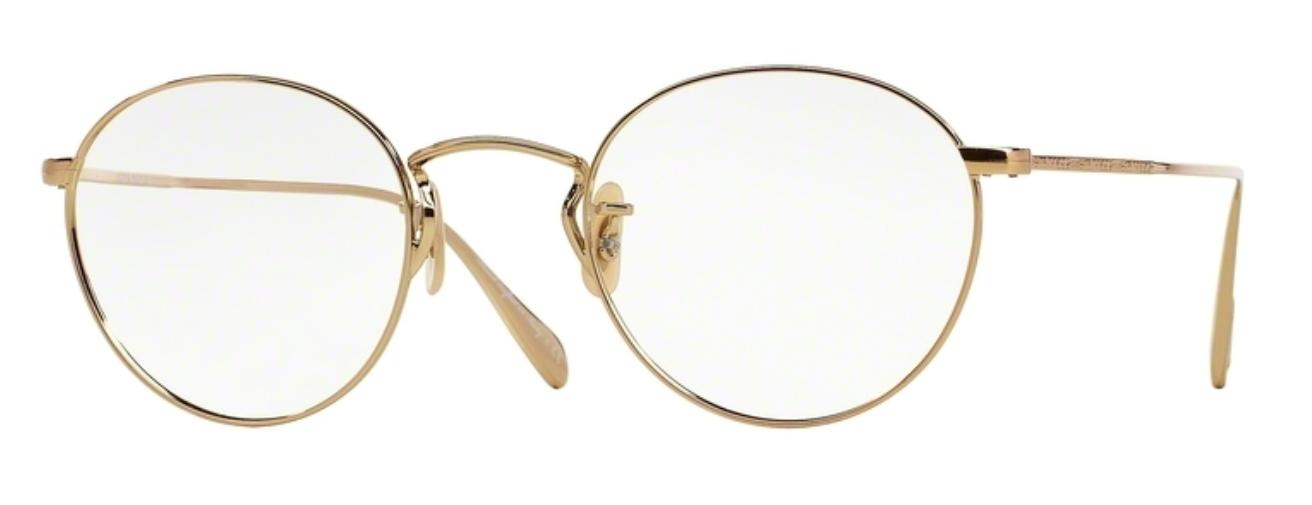 OLIVER PEOPLES Okulary korekcyjne COLERIDGE OV1186 5145
