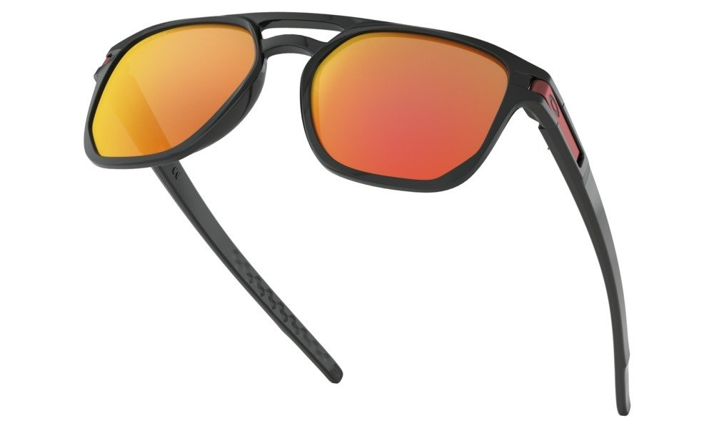 74261199a41 ... discount code for oakley sunglasses latch beta polished black prizm  ruby oo9436 07 a8c9a 9c3cd
