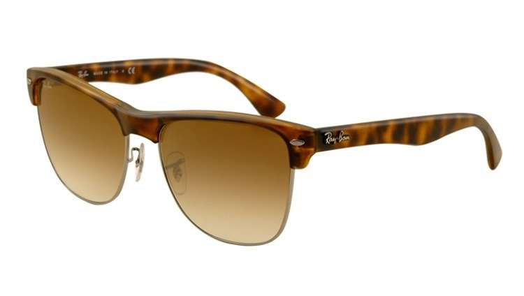 24033dd58ab Ray-Ban Sunglasses CLUBMASTER OVERSIZED RB4175 - 878 51