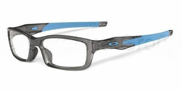 f15a65f3af Oakley Optical frame Crosslink GREY SMOKE SKY BLUE OX8027-1253 ...