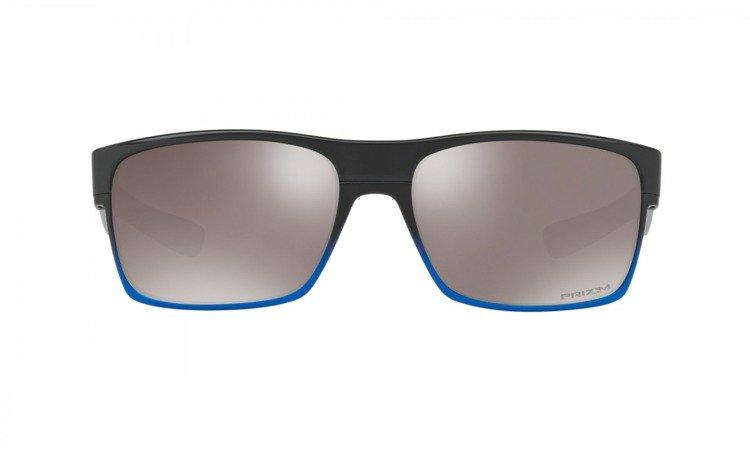 e1b2e4c6f8b68 Oakley TWOFACE Blue Pop Fade Prizm Black Polarized OO9189-39 ...