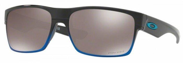 nuova selezione l'atteggiamento migliore vendita di liquidazione Oakley TWOFACE Blue Pop Fade/Prizm Black Polarized OO9189-39 ...