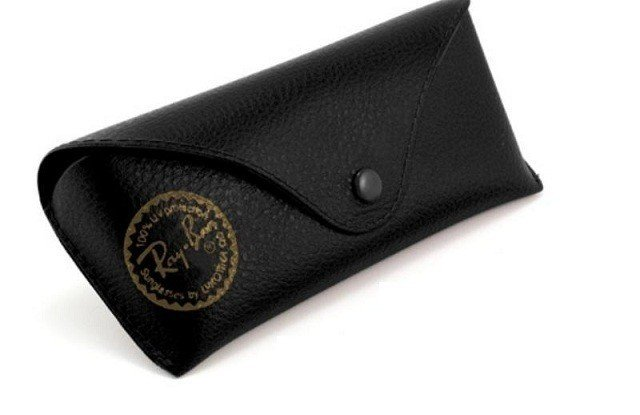 etui ray ban carbon
