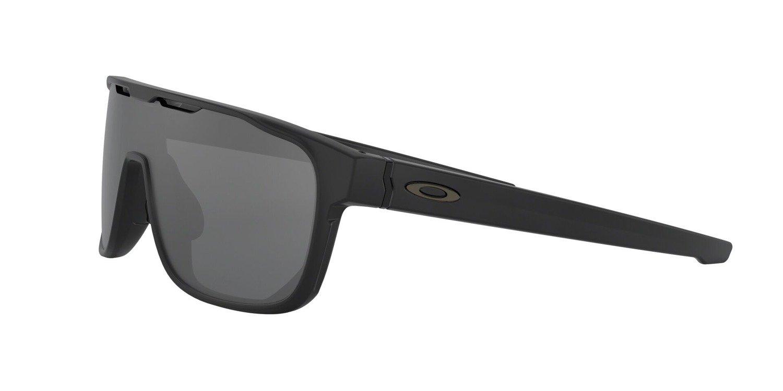 Oakley Okulary przeciwsłoneczne CROSSRANGE SHIELD Matte Black Prizm Black OO9387 11