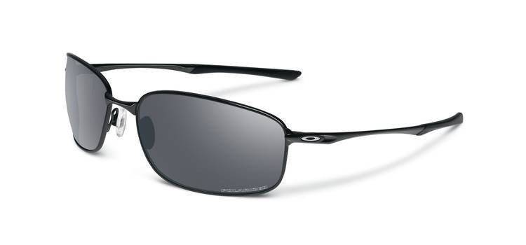 5fe149a9074 Oakley Sunglasses TAPER Polished Black Black Iridium Polarized OO4074-04