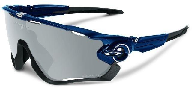 d709e88ee18 Oakley Sunglasses JAWBREAKER Navy Chrome Iridium Polarized OO9290-12 ...