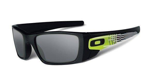 c4c8eb8e5cd Oakley Sunglasses FUEL CELL DEUCE COUPE Polished Black   Black Iridium  OO9096-57