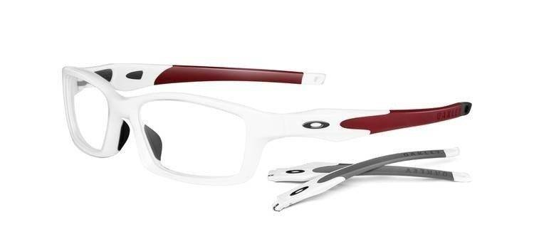 d35a20f840 Oakley Optical frame CROSSLINK Pearl Team Cardinal OX8027-0453 ...