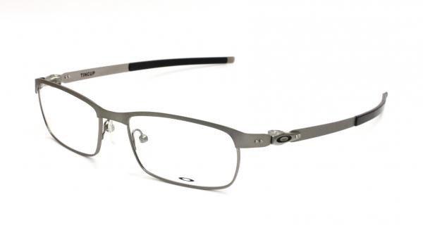 bcd38a288a Oakley Optical frame TINCUP Powder Steel OX3184-04