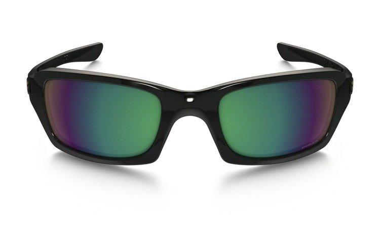 75bd30ea5e ... Oakley Sunglasses FIVES SQUARED Polished Black Prizm Shallow H2O Polarized  OO9238-18 ...