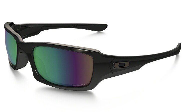 3ce93cc0e5 Oakley Sunglasses FIVES SQUARED Polished Black Prizm Shallow H2O Polarized  OO9238-18