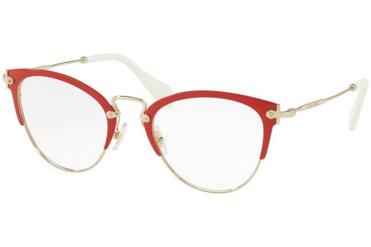 miu miu optical frame mu50qv vyi1o1 - Miu Miu Glasses Frames