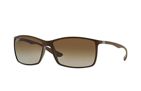 5ed4e4c228 Ray-Ban Okulary z polaryzacją Liteforce Tech RB4179 - 6124T5 ...