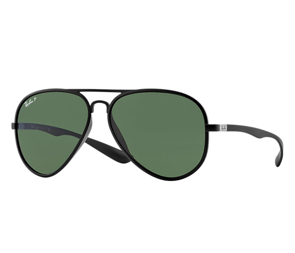 9853402fd6 Ray-Ban Sunglasses polarized AVIATOR LITEFORCE RB4180 - 601S 9A ...
