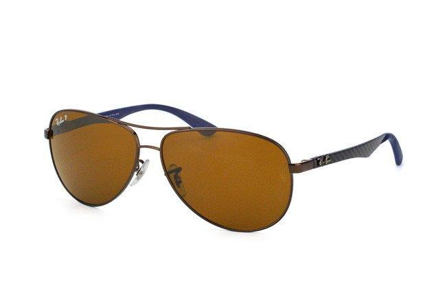 b5da2e4b515 Ray-Ban Sunglasses Polarized RB8313 - 014 N6