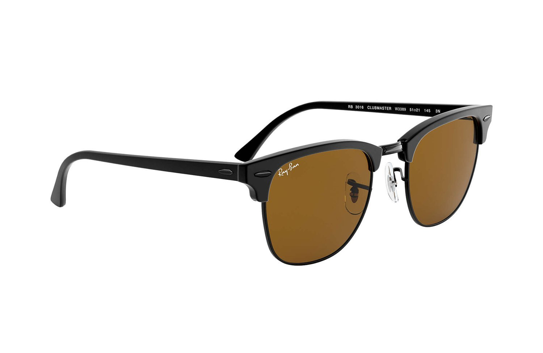 Ray Ban Okulary przeciwsłoneczne CLUBMASTER CLASSIC RB3016 W3389