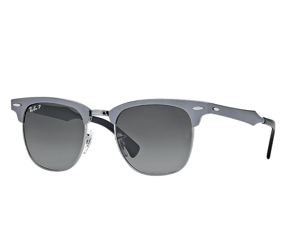 59d6dd2aa0 Ray-Ban Sunglasses polarized CLUBMASTER ALUMINIUM RB3507 - 138 M8 ...