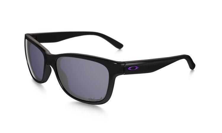 ee27f11265c Oakley Sunglasses OAKLEY FOREHAND Polished Black   OO Gray Polarized  OO9179-09