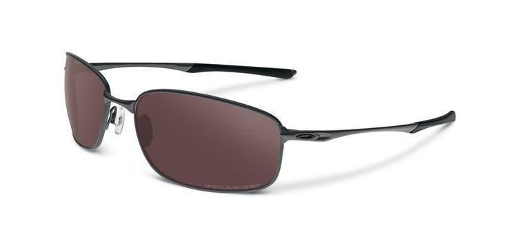 638958d208 Oakley Sunglasses TAPER Carbon OO Black Iridium Polarized OO4074-07 ...