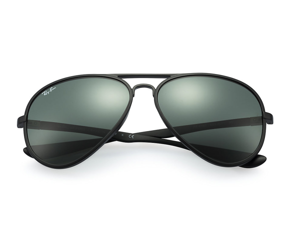 38eff75c7d Ray-Ban Sunglasses AVIATOR LITEFORCE RB4180 - 601S 71 ...