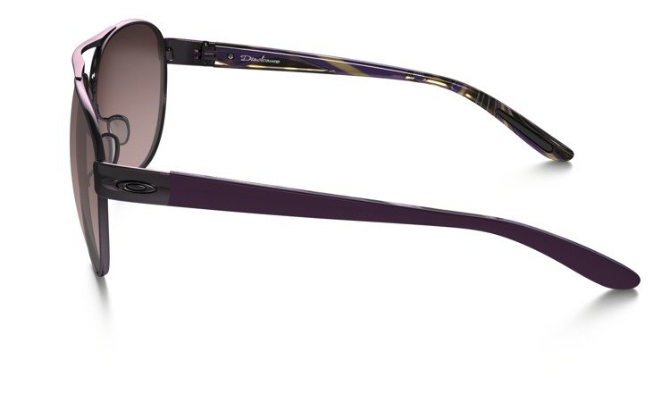 1a21ada22c ... OAKLEY Sunglasses DISCLOSURE Polished Blackberry   G40 Black Gradient  OO4110-01 ...