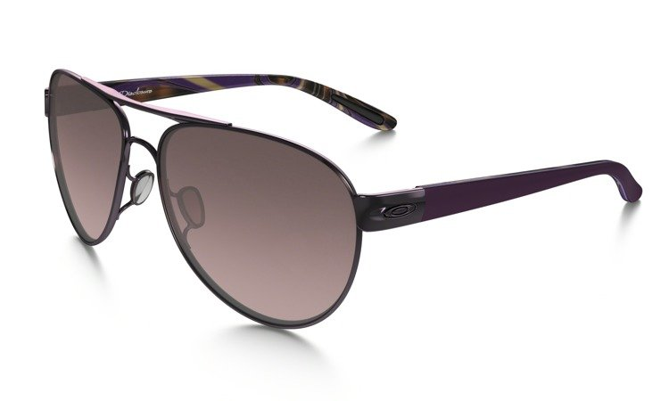 dc330a7490 OAKLEY Sunglasses DISCLOSURE Polished Blackberry   G40 Black Gradient OO4110 -01