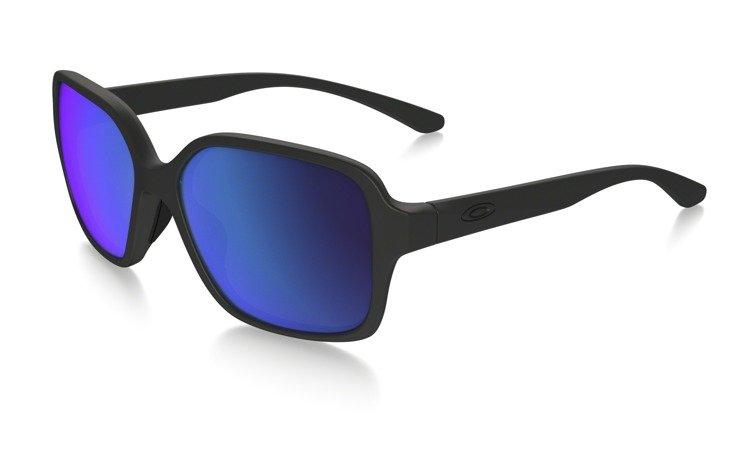 3f7b80b5cd OAKLEY Sunglasses PROXY Matte Black   Sapphire Iridium OO9312-06 ...