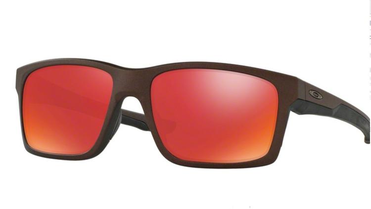 1989942080098 OAKLEY Sunglasses MAINLINK Bronze-Copper   Torch Iridium OO9264-24 ...