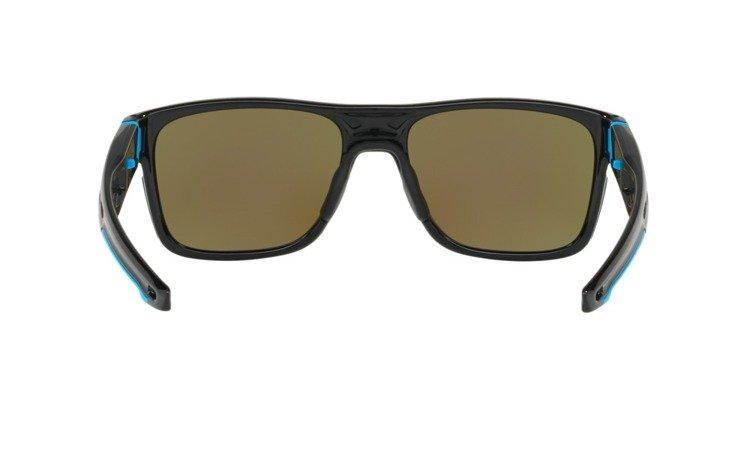 a17f8ab19b0 ... Oakley CROSSRANGE Polished Black Prizm Sapphire OO9361-13 ...