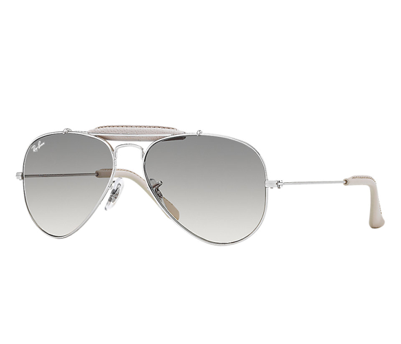 6332f404417 Ray-Ban Sunglasses AVIATOR OUTDOORSMAN CRAFT RB3422Q - 003 32 ...