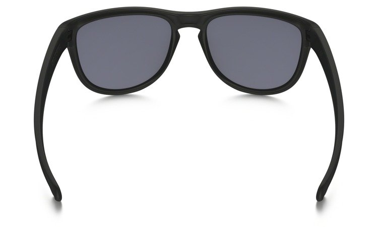... Oakley Sunglasses SLIVER R Matte Black Gray OO9342-01 ... ec36669dad