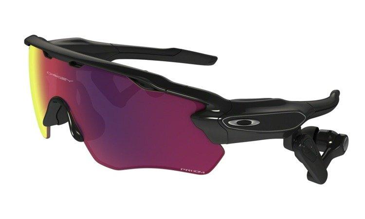 f0ea46cbcb6f ... OAKLEY Sunglasses RADAR PACE Polished Black Prizm Road OO9333-01 ...