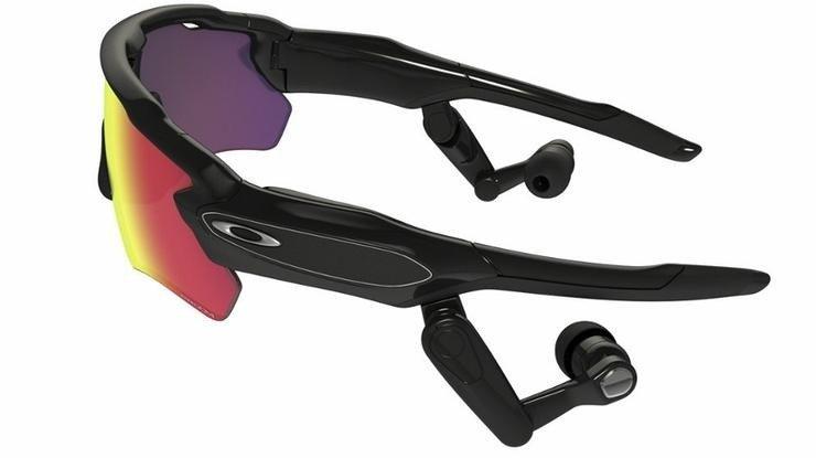01f4248150 OAKLEY Sunglasses RADAR PACE Polished Black Prizm Road OO9333-01 ...