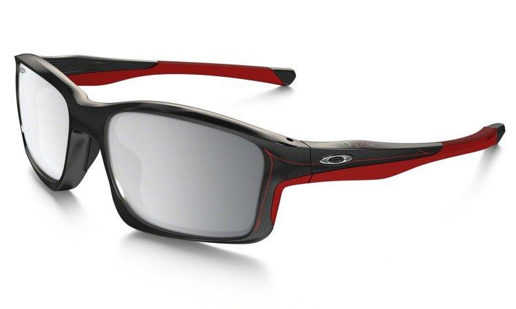 c392af6a24 Oakley Sunglasses CHAINLINK Polished Black Chrome Iridium OO9247-19 ...